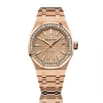 Audemars Piguet Royal Oak Lady neu 37mm Roségold