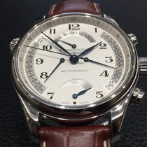 Longines Master Collection Retrograde stainless Steel Full set
