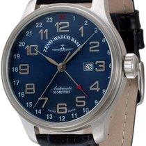 Zeno-Watch Basel Acero 47.5mm Automático 8563-c4 nuevo