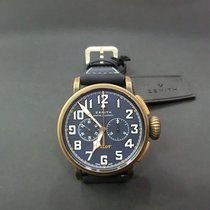 Zenith Pilot Type 20 Extra Special ny 45mm Brons