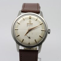 Omega Steel 34mm Manual winding Genève pre-owned United Kingdom, London