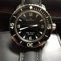 Blancpain Fifty Fathoms  Antimagnetic 5015-1130-52A