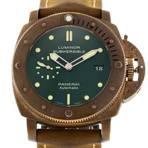 Panerai Special Editions pre-owned 47mm Bronze