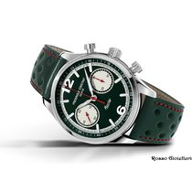 Frederique Constant Vintage Rally Otel 42mm Verde