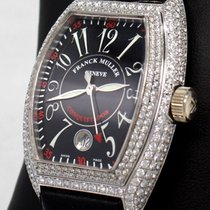 Franck Muller White gold 40mm Automatic 8001SC pre-owned United States of America, Florida, Boca Raton