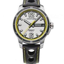 Chopard Grand Prix de Monaco Historique Titan 44.5mm Silber Schweiz, Penthalaz