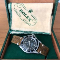 Rolex 5512 Steel 1967 Submariner (No Date) 40mm pre-owned