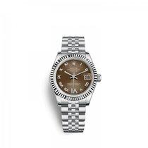 Rolex Lady-Datejust Or/Acier 31mm Bronze