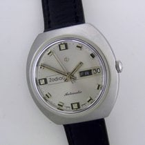 Zodiac Steel 34.5mm Automatic pre-owned United Kingdom, London