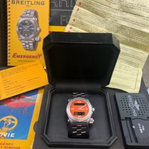 Breitling E76321 Titanium 2006 Emergency 43mm pre-owned United States of America, New York, New York