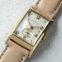 Longines pre-owned Manual winding 20mm
