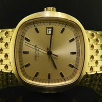 Patek Philippe Beta 21 Yellow gold 43mm Champagne