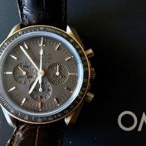 歐米茄 311.62.42.30.06.001 鈦 2014 Speedmaster Professional Moonwatch 42mm 二手
