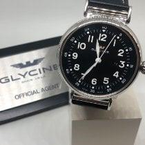 Glycine F 104 Steel 44mm Black