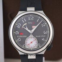 F.P.Journe Aluminum Automatic Grey Arabic numerals 42mm pre-owned Octa