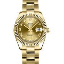 Rolex 179178 Yellow gold Lady-Datejust 26mm new United States of America, New York, NY