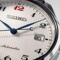 Seiko Steel 41mm Automatic new