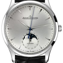 Jaeger-LeCoultre Master Ultra Thin Moon Steel 39mm United States of America, California, Moorpark