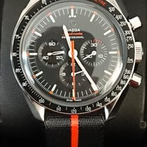 Omega Speedmaster Professional Moonwatch Steel 43mm Black No numerals