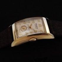 Gruen Rectangular Precision Curvex Men's Watch 30's