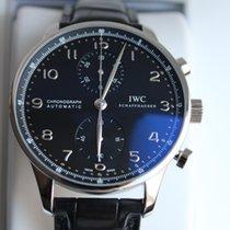 IWC IW371447 Stahl 2020 Portugieser Chronograph 41mm neu Deutschland, Berlin