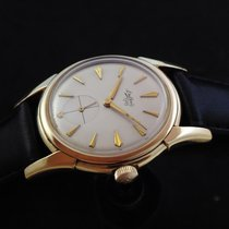 DuBois 1785 Yellow gold 34mm Manual winding pre-owned