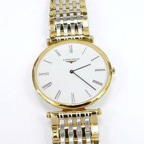Longines La Grande Classique White Dial Stainless & Gold