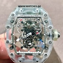 Richard Mille Tourbillon Sapphire Crystal Limited 5 pcs. -...