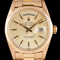 Rolex Day-Date Vintage Rose Gold Gents