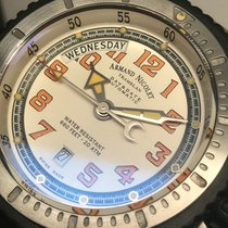 Armand Nicolet Tramalan Day Date S05 Swiss Automatic AN 2834-2...