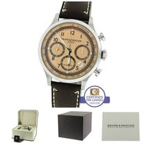 Baume & Mercier Baume  Capeland Chronograph Stainless Automati...
