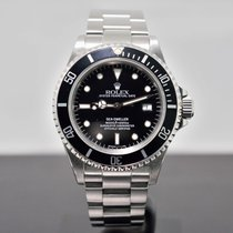 Rolex Sea-Dweller Steel Black 40mm