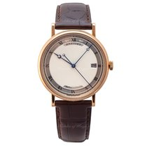 Breguet new Automatic 38mm Rose gold