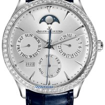 Jaeger-LeCoultre Master Ultra Thin Perpetual New White gold 39mm Automatic