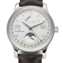 Jaeger-LeCoultre Master Calendar Steel 40mm Silver United States of America, New York, New York