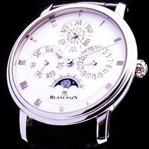 Blancpain 950 Platin Ewiger Kalender Moon Automatic Limited...