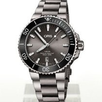Oris Titanium 43.5mm Automatic 01 733 7730 7153-07 8 24 15PEB new