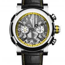 Romain Jerome Titanic-DNA Steel 50mm Silver No numerals United States of America, New York, New York