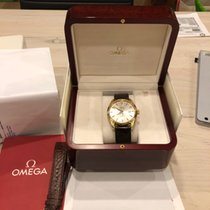 Omega Yellow gold 43mm pre-owned Seamaster Aqua Terra