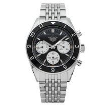 TAG Heuer Autavia Steel 42mm Black Australia, Melbourne