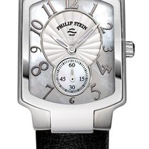 Philip Stein Signature Steel 39mm Mother of pearl United States of America, New York, Brooklyn