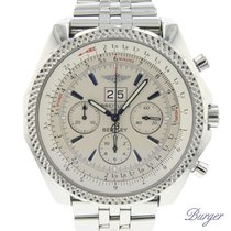 Breitling Bentley 6.75 Steel 48.7mm White No numerals
