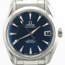 Omega Seamaster Aqua Terra Otel Albastru