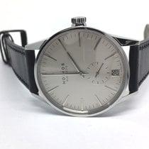 NOMOS Zürich Datum Steel 40mm Silver