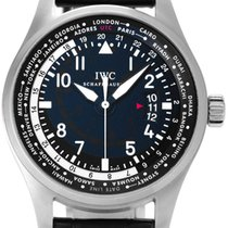 IWC Pilot Worldtimer IW326201 2017 pre-owned