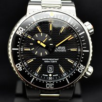 Oris Steel 47mm Automatic 01 743 7609 8454-07 8 24 01PEB pre-owned