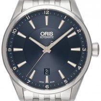 Oris Artix Date Steel 42mm Blue