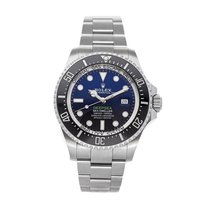Rolex Sea-Dweller Deepsea 126660 pre-owned