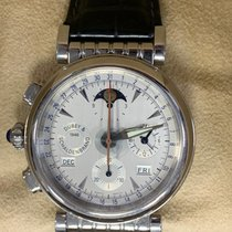 Dubey & Schaldenbrand Steel 40mm Automatic SP VIP pre-owned