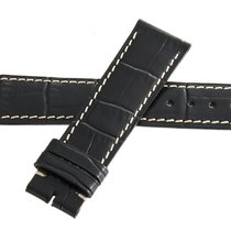 Longines Parts/Accessories 173926427014 new Leather Black